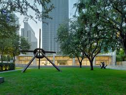Art: Nasher Sculpture Center Viewing with the Big 10 Conference
