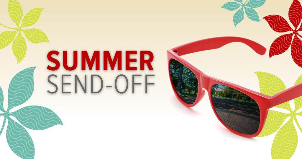 Student Summer Send-Off